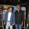 Prakash Jha at Aarakshan 1st look launch, Novotel, Juhu, Mumbai