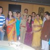 Cast and Crew at Zee launches Mrs Kaushik serial at Mainland China