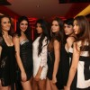 Models at Metro Lounge launch hosted by Designer Rehan Shah at Andheri