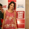 Giselle Monteiro at a promotional event for her film 'Always Kabhi Kabhi',in New Delhi