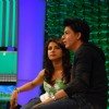 Shah Rukh Khan and Priyanka Chopra on NDTV Greenathon that took place at Yash Raj Studio