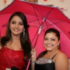Nidhi Uttam and Divya Bhatnagar at Big Television Awards at YashRaj Studios