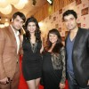 Vivian Dsena, Vahbbiz Dorabjee, Shakti Anand and Sai at Big Television Awards at YashRaj Studios