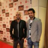 Rannvijay Singh and Raghu Ram at Big Television Awards at YashRaj Studios