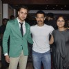 Imran Khan, Kiran Rao at Aamir Khan productions celebrates 10th anniversary at Taj Lands End, Mumbai