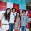 Always Kabhi Kabhi star cast at Gitanjali D'damas new collection launch, Atria Mall
