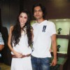 Always Kabhi Kabhi cast Ali and Giselle at Gitanjali D'damas new collection launch, Atria Mall