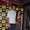 Kay Kay Menon with wife at Bheja Fry 2 premiere at Fun