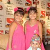 Krish Parekh, Zaynah and Ziyah Vastani at launch of SAB TV serial Ammaji Ki Galli at JW Marriott