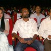 Minister of State for Information and Broadcasting Chowdhury Mohan Jatua with Sonakshi Sinha at the inauguration of the public screenings of the National Award Winning films of 2010, in New Delhi