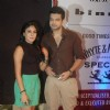 Karan Kundra and Kritika Kamra at the Gold Awards at Film City