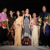 Nita Ambani, Kajol and Vivek Oberoi walk the ramp for Shaina NC and Manish Malhotra at the Pidilite-CPAA charity fashion show