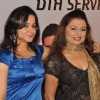 Muskaan Mihani and Anita Kanwal at the Gold Awards at Film City