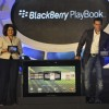 Salman Khan launches Blackberry Playbook