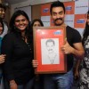 Aamir Khan visits Radio City to promote Delhy Belly. .