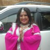 Dolly Bindra at Ratan Ka Rishta on location, Goregaon