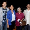 Vivek and Suresh Oberoi with their wife leaves for IIFA