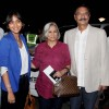 Suresh Oberoi with wife leaves for IIFA