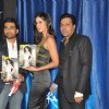 Katrina Kaif unveiled the cover of magazine 'FHM 100 Sexiest Women 2011'