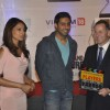 Abhishek Bachchan and Bipasha Basu Cast of the film 'Players' meet NZ's Prime Minister John Key