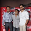 Aftab Shivdasani, Gulshan Grover and Rajpal Yadav at special screening of Bin Bulaye Baarati