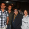 Abhijeet Bhattacharya and Bappi Lahiri at Sudesh Bhosle Birthday Bash