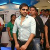 Emraan Hashmi at Reliance Digital store to promote his film 'Murder 2' in New Delhi