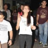 Anushka Sharma snapped at PVR