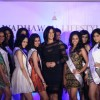 20 finalists of Wadhawan Lifestyle I AM SHE 2011 unveiled by  Sushmita Sen at Hotel Trident Bandra, Mumbai