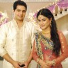 Still image of Akshara and Natik