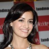 Dia Mirza launches Wedding Vows magazine at Landmark