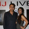 Rahul Mahajan with Mink Brar at 'MJ LIVES' party