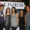 Deepshikha Nagpal and Kaishav Arora at 'MJ LIVES' party