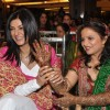Sushmita Sen at Dr Shefali's daughter mehndi, Khar Gymkhana
