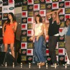 The cast of film 'Zindagi Na Milegi Dobara' at Gurgaon for film promotion