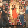 Hrithik, Katrina, Farhan and Kalki of film 'Zindagi Na Milegi Dobara' at Gurgaon for film promotion