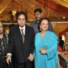 Dilip Kumar and Saira Banu at wedding reception party of Dr.Abhishek and Dr.Shefali Khar