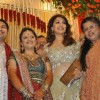 Bollywood celebs at wedding reception party of Dr.Abhishek and Dr.Shefali Khar