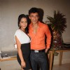 Rahul Dev with I am She Ed Hardy fashion show at Trident