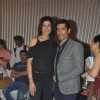 Sushmita and Manish Malhotra as a judge in I am She 2011 Ed Hardy fashion show at Trident