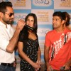 'Zindagi Na Milegi Dobara' cast Farhan, Katrina and Abhay at an event for film promotion in New Delh