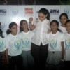 Neha Dhupia at the music lauch of film Gandhi To Hitler at The Club