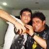 Abhishek Sharma Birthday Bash by co-stars Ashiesh Roy of Sasural Simar Ka