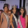 3 winners at the Wadhawan Lifestyle 'I AM SHE 2011' final in Mumbai