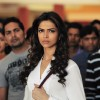 Deepika Padukone in the movie Aarakshan