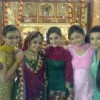 Five Sisters Meeta, Ishmeet, Preeto, Baani and Sonu Sodi