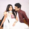 Karan Kundra and Kritika Kamra as Arjun and Arohi in Kitani Mohabbat Hai - 2