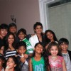 Cast On sets of Zee TV's Chhoti Si Zindagi at Goregaon