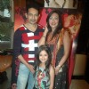 Rituparna Sengupta and Atul Kulkarni at the Warning film press meet, Marimba