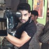 Gurmeet on the sets of Geet